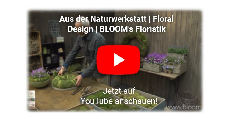 YouTube Video Floral Design