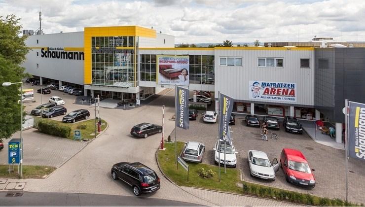 schaumann Filiale Kassel