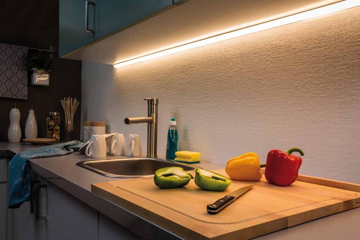 LED-Strips & Lampen kaufen | Möbel Schaumann