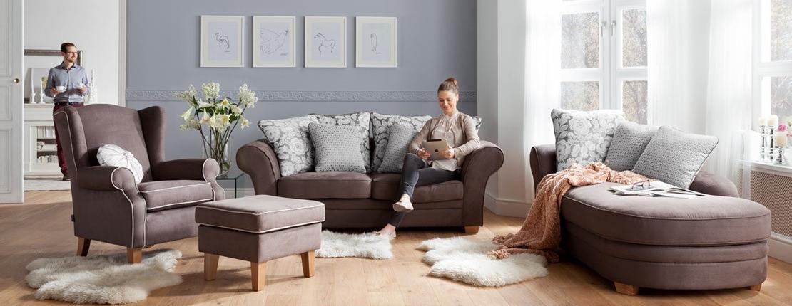 Wohnzimmer | Interliving Möbel Schaumann
