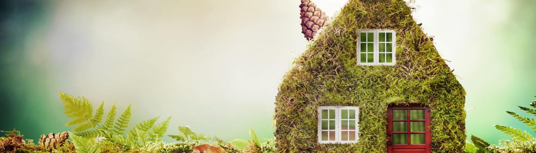 Nachhaltig Wohnen