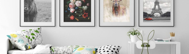 Bilder aufhängen ideen coole Bilder aufhängen: