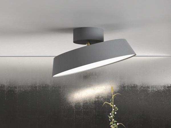 Deckenlampen-ALBA-grau-mil