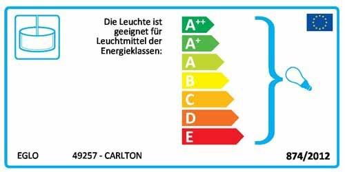 Hängeleuchte-CARLTON-schwarz-ø31cm-eel