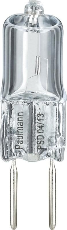 Halogen-Leuchtmittel-Stiftsockel-2x20W-GY6,35-12V-Klar-main