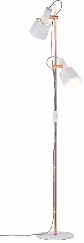 Stehlampe-HALDAR-weiss-kupfer-2-armig-main