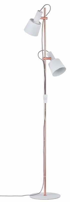Stehlampe-HALDAR-weiss-kupfer-2-armig-det