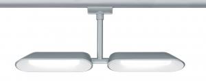 URail-LED-Spot-Dipper-2x10W-Chrom-matt-Weiss-dimmbar-main