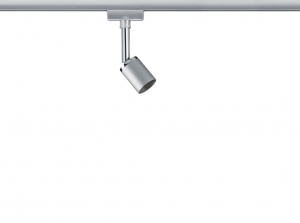 URail-System-Spot-Pure-II-max.-1x10W-GU10-Chrom-matt-Chrom-230V-Metall-main
