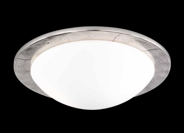 Deckenleuchte-SHINE-ALU-nickel-¿38cm-mil