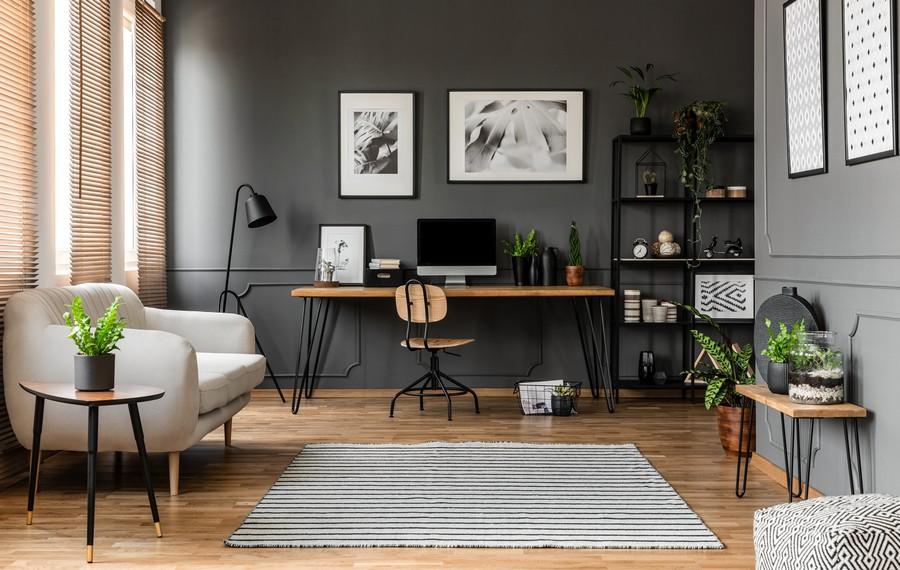 Home Office Einrichtungsideen » 8+ Tipps für Dein Heimbüro!