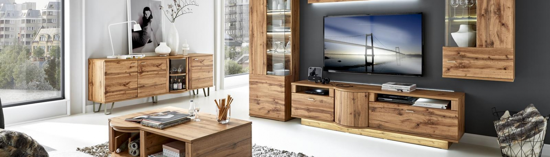 Wöstmann Wohnzimmer Möbel aus Massivholz
