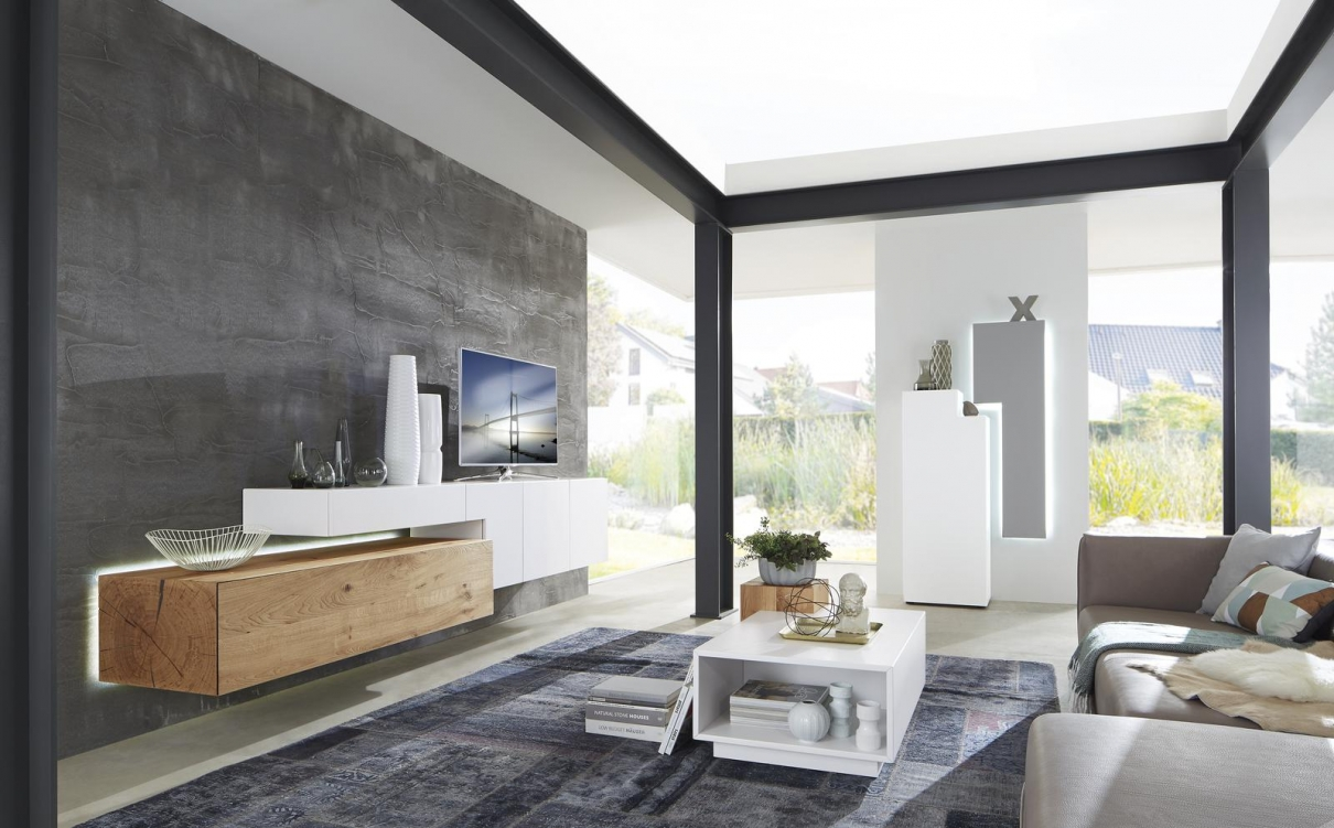 Wöstmann Wohnzimmer Möbel aus Holz