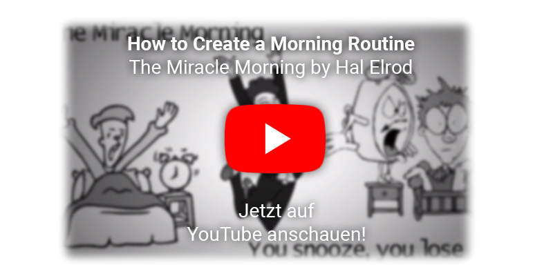 Miracle Morning YouTube Link