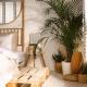 Boho Style Wohnen Schlafzimmer