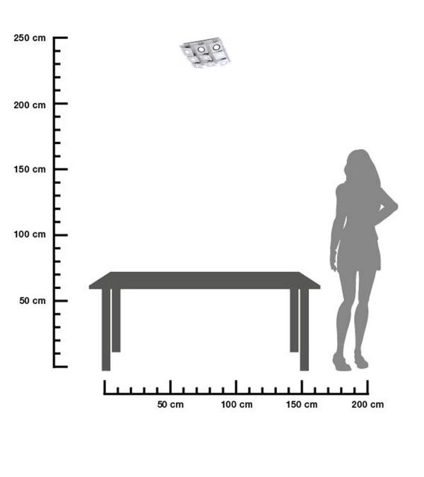 Deckenleuchte-ROTATOR-40x40cm-size