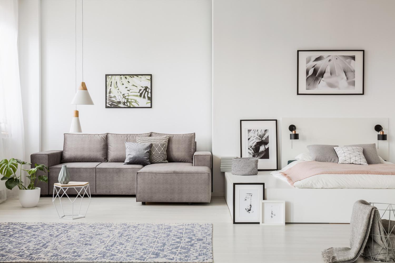 Kleine Zimmer einrichten » 10+ Tipps für kleine Wohnungen