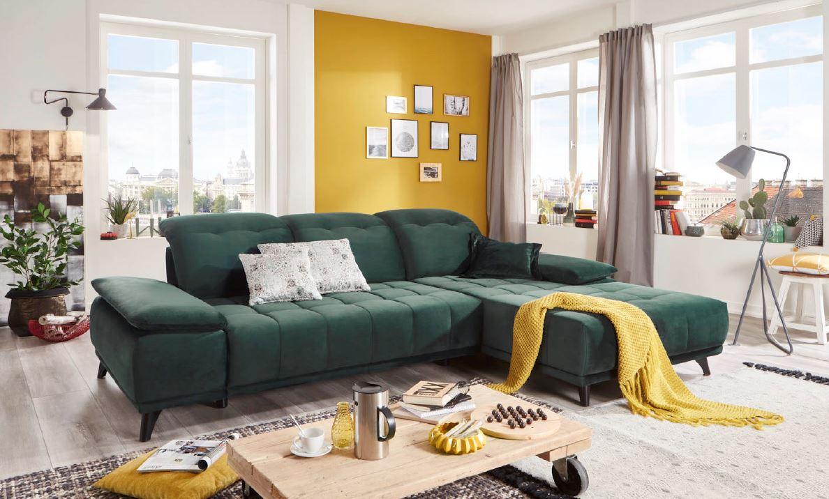 Herbstliches Wohnzimmer